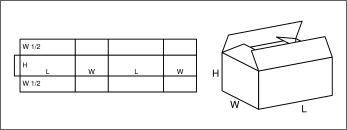 A式(JIS表示0201型)
